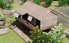 TSSD  1:32 Plastic Kit Raised Vietnam/ WWII Jungle Bamboo Building