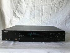 Philips CDR 950 CD Player con función de grabación rara vez, impecable