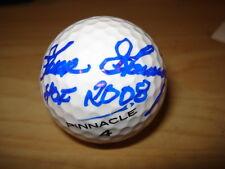 Celebrity Golf Ball Auto GOOSE GOSSAGE Yankees HOF 2008