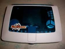 HANDHELD GAME DUEL MASTERS FANTASY CARD GAME ALARM CLOCK CALCULATOR TIGER 2004