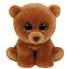 Ty Classic, Brownie the Brown Bear, 10 inches, Item 90222, Nwt