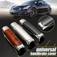Car Handbrake Hand Brake Lever Handle Cover Adhesive Protector Sleeve / '. *