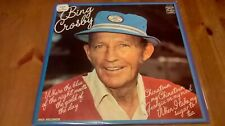 Bing Crosby – Where The Blue Of The Night Meets The Gold Of The Day Vinyl Album