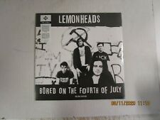 LEMONHEADS Bored On The 4th Of July EP New! Sealed! 2015 RSD LIMITED WHITE VINYL