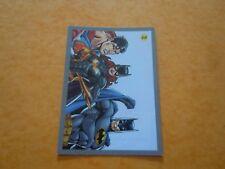 Carte Match DC Comics - Super héros - N°58