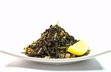 Lemon iced tea natural flavored black tea loose leaf tea  1/2  LB