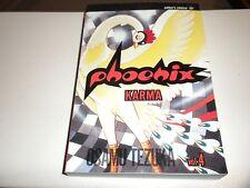 """Osamu Tezuka's Phoenix Vol. 4 """"Karma""""-1st Printing, April 2004"""