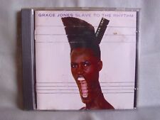 Grace Jones- Slave to the Rhythm- ISLAND/ SONOPRESS- Made in Germany WIE NEU