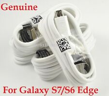 ORIGINAL GENUINE FAST CHARGE CABLE Samsung Galaxy S7 6 4 3 Note 2 4 5 data sync