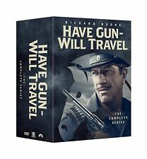 Have Gun Will Travel: The Complete Series Free Shipping