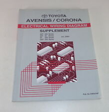 buy avensis 2000 car service repair manuals ebay rh ebay co uk