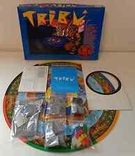 Gioco Vecchio Vintage Board Game Italiano 1995 Unicopli Fabrica Ludens TRIBU' ù