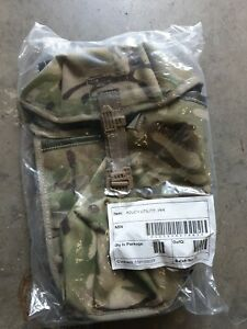 New in Packet Original British Army MTP PLCE Utility Pouch IRR