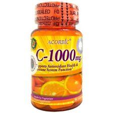 Vitamin C Ascorbic 1000mg Original
