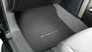Genuine Toyota Prado Carpet Floor Mats