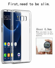 Samsung Galaxy S8/S8 Plus Screen Protector Tempered Glass 3D Curved Glass Shield