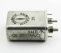 Relay 5UB/8136 CX252044/3 Magnetic Devices Limited RAF Vintage Aircraft Spare