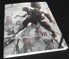 ANDY MCVITTIE: el Arte De Assassins Creed III. Tapa Dura. Titan Books, 2012.