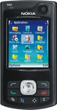 """Original Nokia N80 Gps Bluetooth Wifi 2.1"""" GSM 3G Wifi Fm MP3 desbloqueado teléfono celular"""