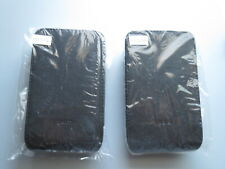 TWO NEW PALMONE PALM LIFEDRIVE HANDHELD PDA CARRYING CASE