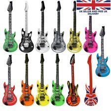 4pcs Large Size 106cm Inflatable Air Guitar Kids Children Toy Blow Up Party UK