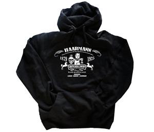 Hannover- Fleischerei Haarmann locally produced meat Kapuzen-Sweat-Shirt S - XXL