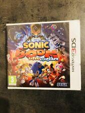 Sonic Boom : le Feu & la Glace 3DS Neuf Sceller Nintendo DS