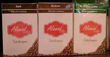 2 Boxes: Alamad coffee. (3 types to choose from) 8oz Arabic kafa SHIPS PRIORITY