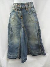 Next Size Petite Denim Skirt for Women