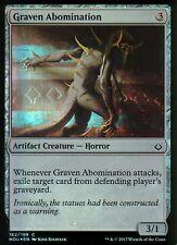 Imelda Abomination foil | nm/m | Hour of devastation | Magic mtg