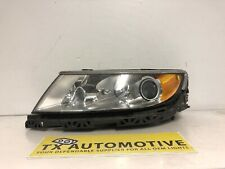2010 2011 2012 Lincoln MKZ Tail Light Left LH Driver Xenon HID OEM Damaged J21