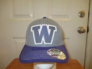 Brand New w/TagS Washington Huskies Zephyr Stretch Adult Men's Medium/Large Hat