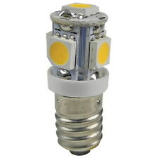 Miniature Screw Base E10 Replacement LED Bulb for Boats - Upgrade to LED