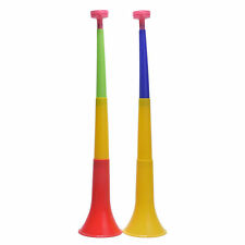 Blow Horn Vuvuzela Festivals Raves Events random colors Europe cup world cup JX
