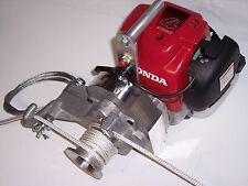 Portable Capstan Rope Winch, with Honda engine!!! NEW!!!