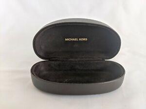 Michael Kors Brown Sunglasses Eyeglasses Hard Case