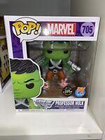 Funko Pop! Marvel: Professor Hulk 6 inch GITD CHASE #705
