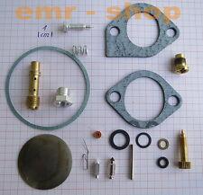 Vergaser Reparatur Satz für Briggs & Stratton Motor 6 - 11 PS ...394698, 299852,