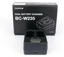 FUJIFILM BC-W235 DUAL Ladegerät, dual battery charger * Fotofachhändler *