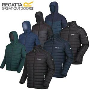 Men's Regatta Puffa Walking Golf Padded Jacket Coat Huge Clearance RRP £70
