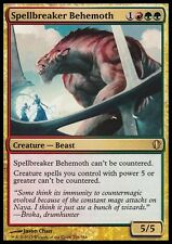 BEHEMOTH SPEZZAMAGIE - SPELLBREAKER BEHEMOTH Magic C13 Mint Commander 2013