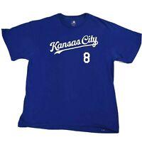 Slugger Kansas City Royals Inspired Raglan T-shirt