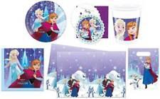 Disney Frozen Set Tovaglioli TAZZE PIASTRA Tovaglia CONI carte