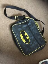 Batman Messenger Satchel Shoulder bag. Boys Men's