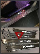 Mercedes Benz S Class W222 Style Maybach Led illuminated Door Sills Panels S500
