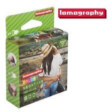 Lomography Lomo 800 Iso Color 120 Medium Format Negative Film (3 Rolls) - Us