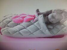 SILICONE SLEEPING BABY GIRL MUFFA GUANTO BATTESIMO CAKE TOPPER cioccolato fimo