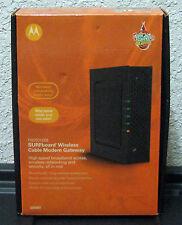 Motorola SURFboard SBG901- Wireless Cable Modem - 802.11b/g - 54 Mbps DOCSIS 2.0