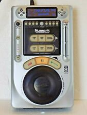 Numark Axis 8 Professional CD Player