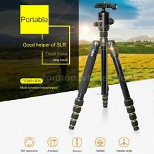 OBO Portable DSLR Camera Tripod Unipod Monopod with Ball Head for Canon S4U8
